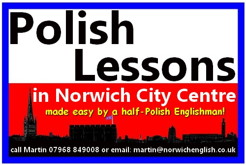 Polish Lessons in Norwich
